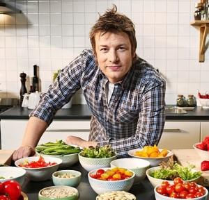 Jamie oliver cuisine avec google glass mon cuisinier for Cuisinier oliver